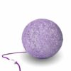 Floor lamp nordic design SPHERE mauve