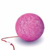 Floor lamp nordic design SPHERE fuchsia