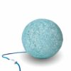 Floor lamp nordic design SPHERE light blue