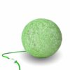 Floor lamp nordic design SPHERE green