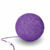 Floor lamp nordic design SPHERE purple