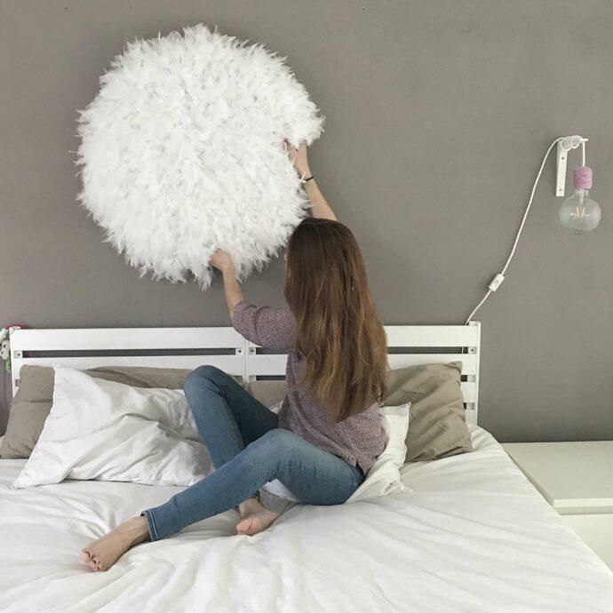 Juju hat blanco decoración paredes