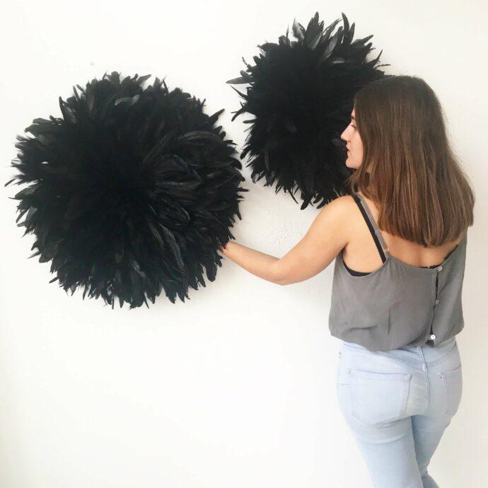 Juju hats negros