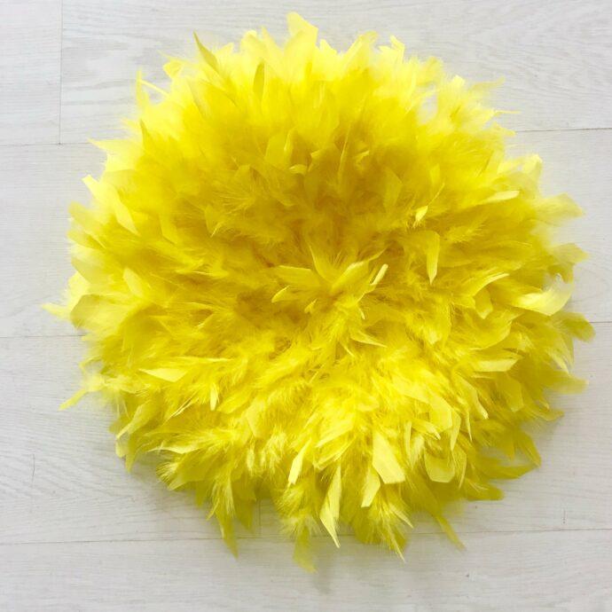Juju hat amarillo