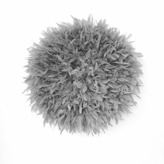 Juju hat feathers