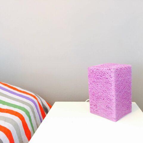 Lámpara de mesa de diseño PRISM