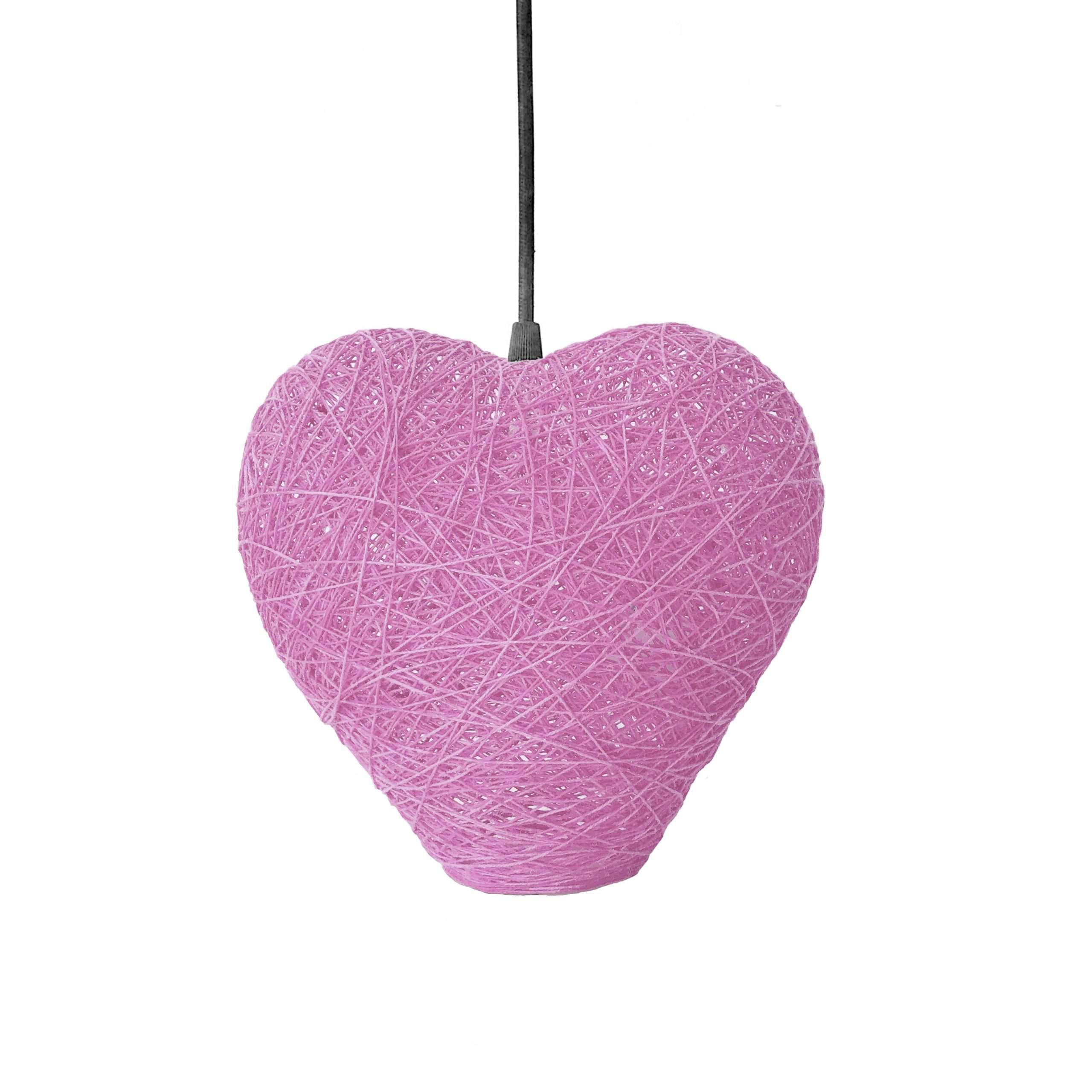 Lámpara colgante moderna PENDANT HEART