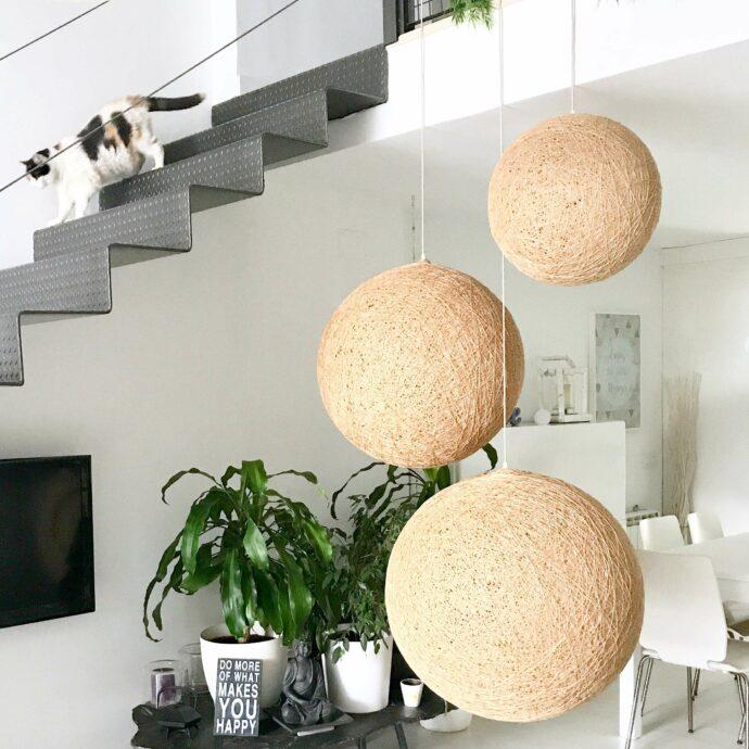 Llum de sostre nòrdica esfera SPHERE