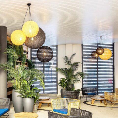 Lámpara de techo nórdica esfera - SPHERE