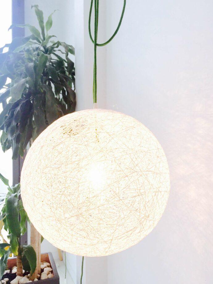 Lámpara de techo nórdica esfera SPHERE