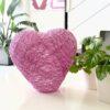 Lámpara de mesa decorativa HEART