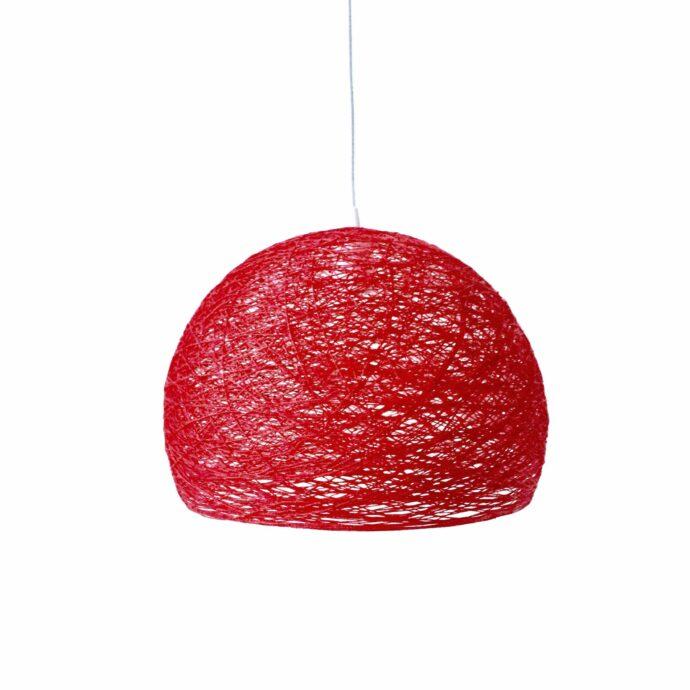 Lámpara de techo artesanal HALF SPHERE