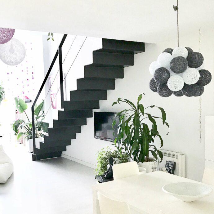 Lámpara de techo decorativa - MOLEKULAR
