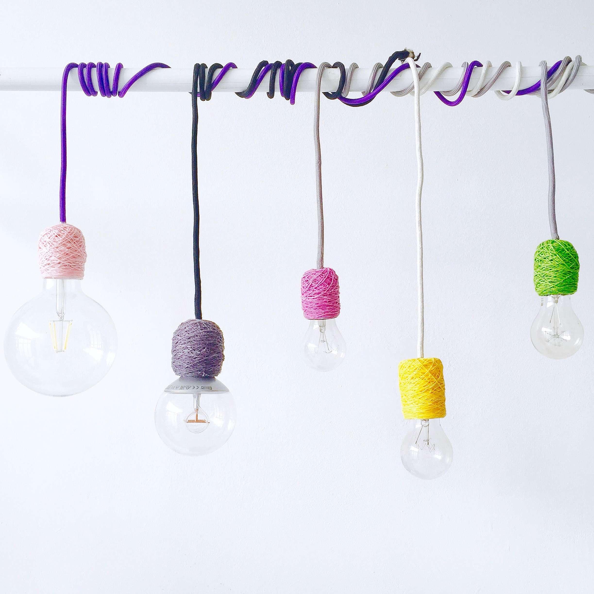 L mpara colgante minimalista nude geometrik design - Lamparas colgantes minimalistas ...