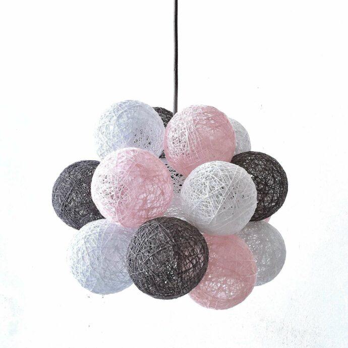 Lámpara de algodón