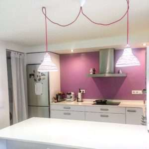 Pendant lamps Colors