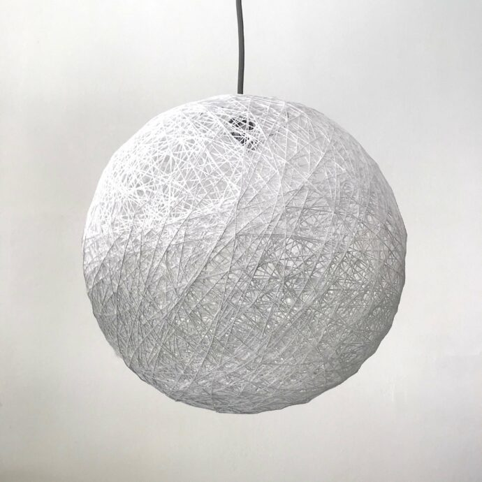 Ceiling lamp scandinavian design SPHERE COLORS