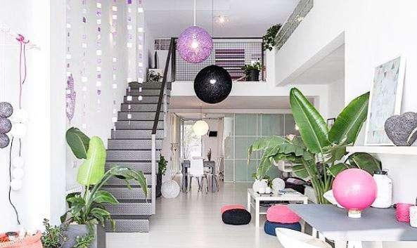 decoración geometrik design