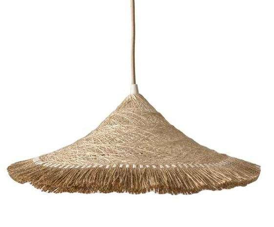 decorar con fibras naturales