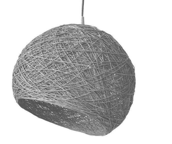 lampara gris