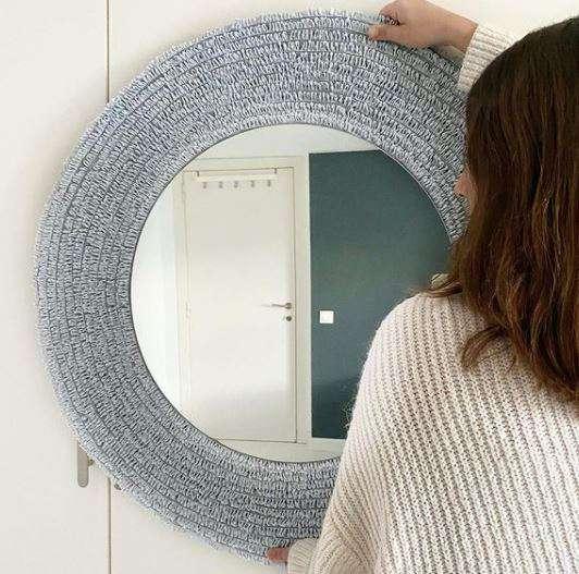 espejos casas pequeñas